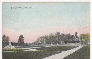 4125.107 Ambler Pa Postcard_Lindenwold_circa 1919