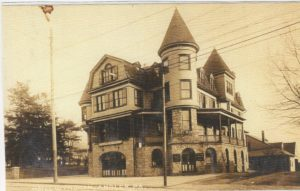 4125.55 Ambler Pa Postcard_Hotel Wyndham_circa 1913