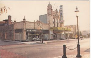 4125.68 Ambler Pa Postcard_Ambler Theater_circa 1989