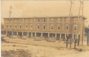 4125.80 Ambler Pa Postcard_Row Homes