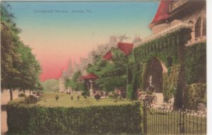 4125.89 Ambler Pa Postcard_Lindenwold Terrace (2)