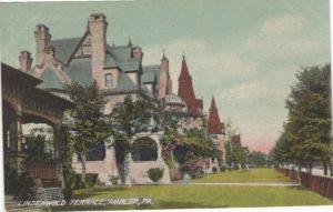 4125.92 Ambler Pa Postcard_Lindenwold Terrace_circa 1928