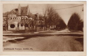 4125.93 Ambler Pa Postcard_Lindenwold Terrace_circa 1934