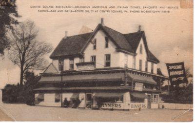 4500_005_Center Square Postcard_Center Square Hotel