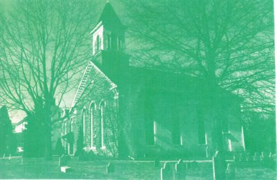 4500_064_Blue Bell PA Photograph_Boehm's Reformed Church