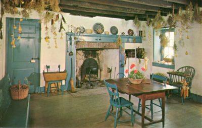 4500_076_Ft Washington PA Postcard_Hope Lodge Kitchen
