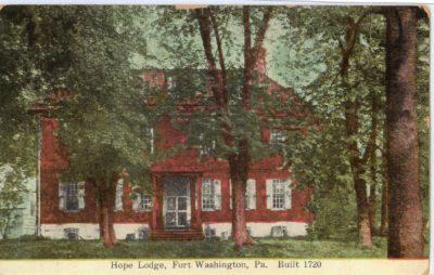 4500_077_Ft Washington PA Postcard_Hope Lodge Exterior