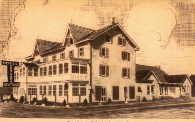 4500_228_Gwynedd PA Postcard_William Penn Hotel
